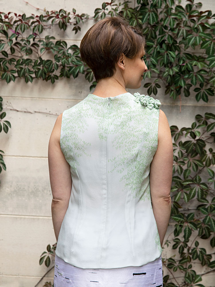 Moss Top Back View