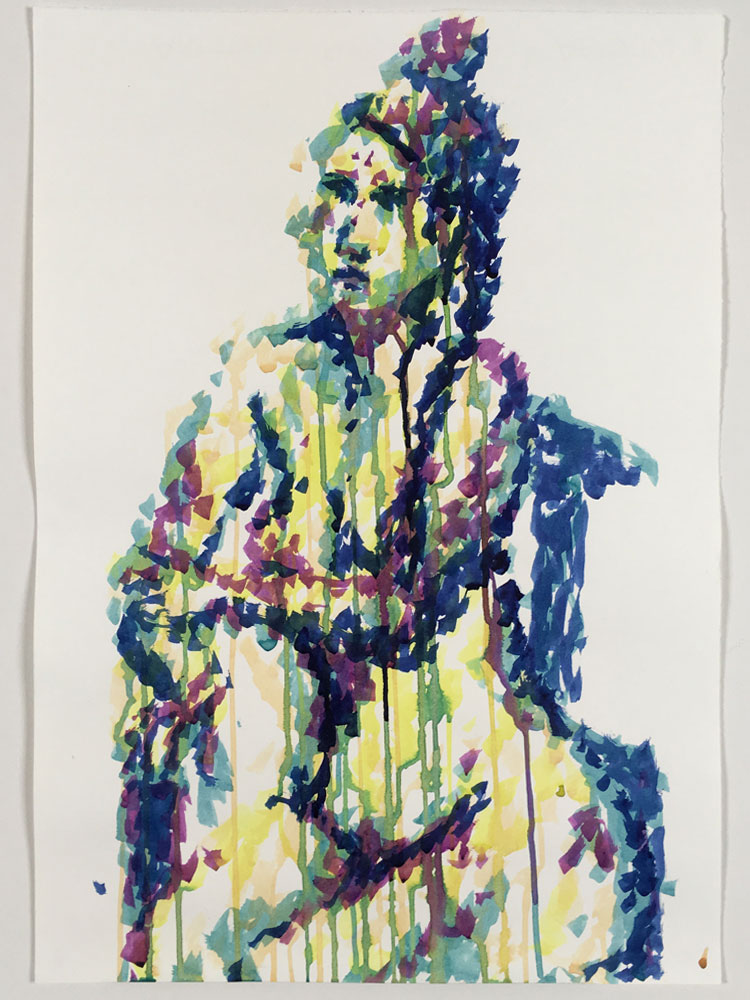 Duchess life painting by Tarmi