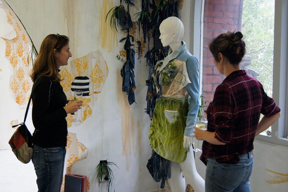 RECLAIM Thy Self Exhibition By Tarmi Clarke