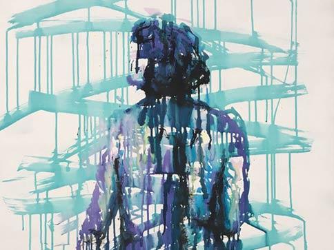 Nukie Figure Painting Commission